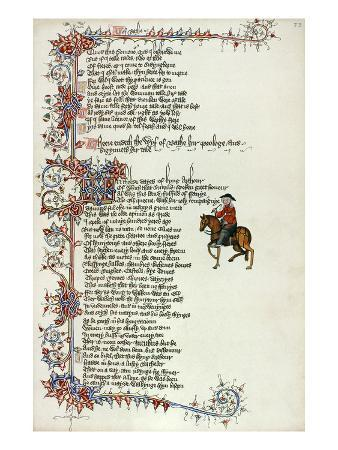 Chaucer: Canterbury Tales