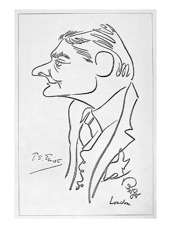 T S Eliot (1888-1965)
