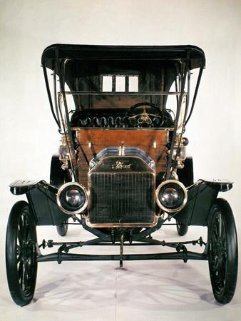 Model T Ford, 1910