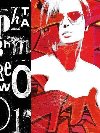 Fashion Graffiti 1