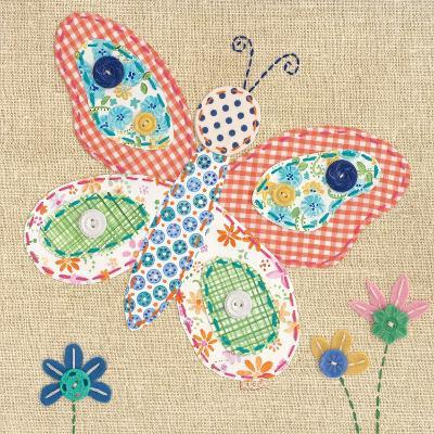 Patchwork Butterfly