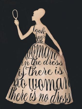 Script Dress