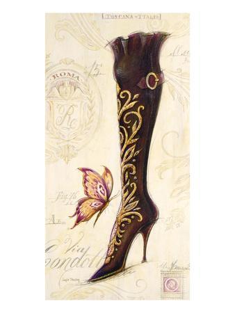 Embellished Boot
