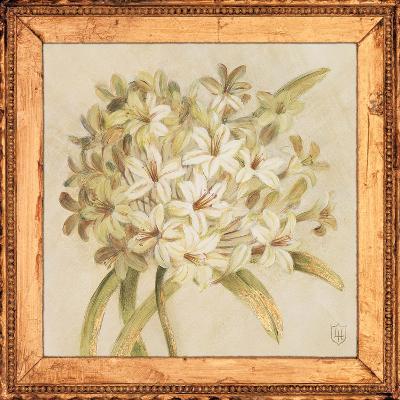 Agapanthus Floret Detail