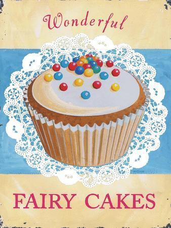 Wonderful Fairy Cakes