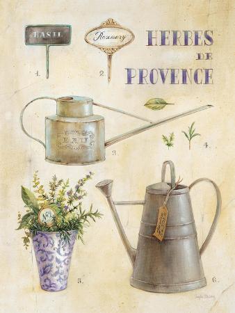 Vintage Garden Poster