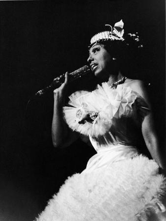 The Lovely Josephine Baker Elaborate Costume