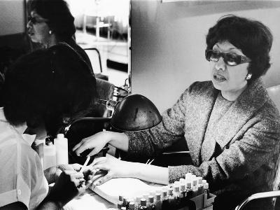 Josephine Baker, February 1964