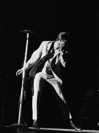 James Brown Shows Off Some of His Signature Moves, May 29, 1968