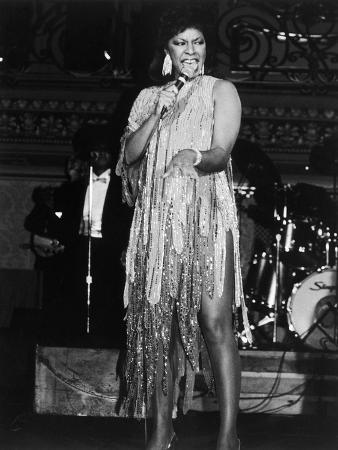 Singer Natalie Cole, Chicago Urban League, 1986