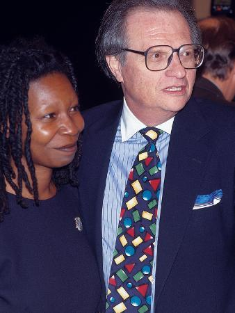 Whoopi Goldberg,Guest of Honor, Friars Club Roast, October 8, 1993