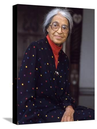 """Rosa Parks, """"Mother of the Civil Rights Movement"""", 1995"""