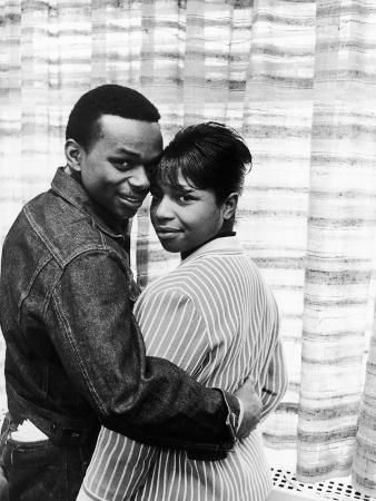 Herb Fame and Francine (Day) Barker Reunite, February 20, 1969