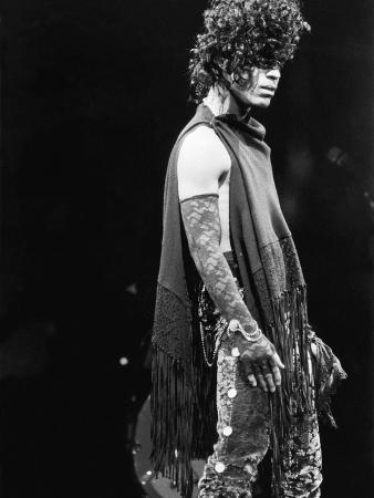 Prince, Concert Performance in This 1984