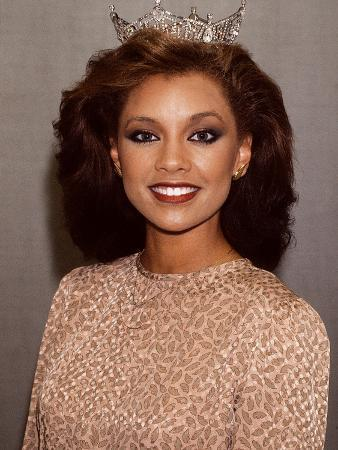 Vanessa Williams, Miss America, 1983