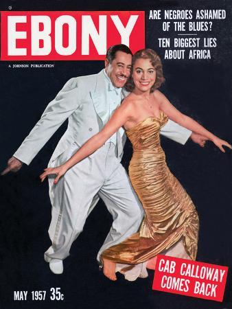 Ebony May 1957