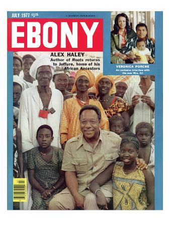 Ebony July 1977