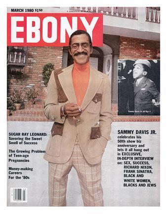 Ebony March 1980