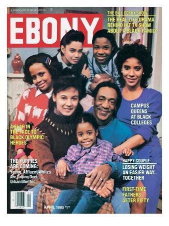 Ebony April 1985