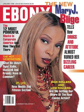 Ebony January 1998