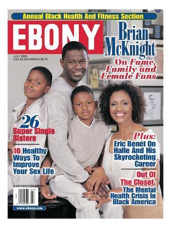 Ebony July 2000