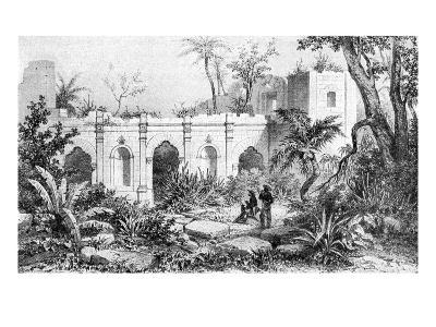 Ruins of a Jesuit Church, Paraguay