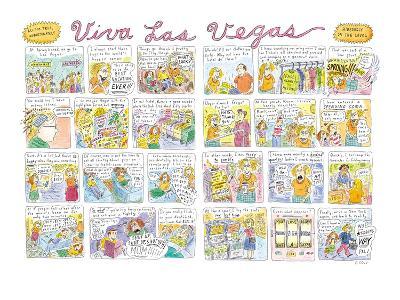 Viva Las Vegas - New Yorker Cartoon