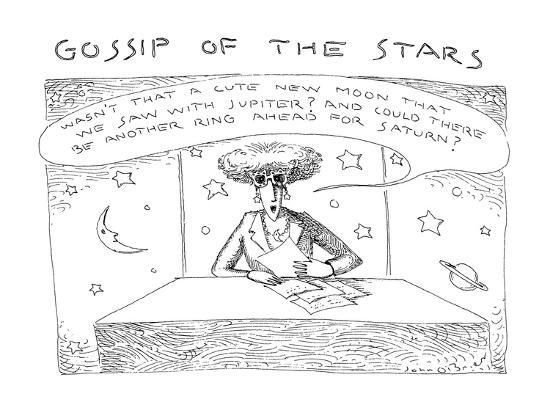 gossip of the stars