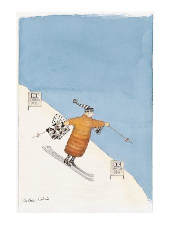 Shopping Days' - New Yorker Cartoon
