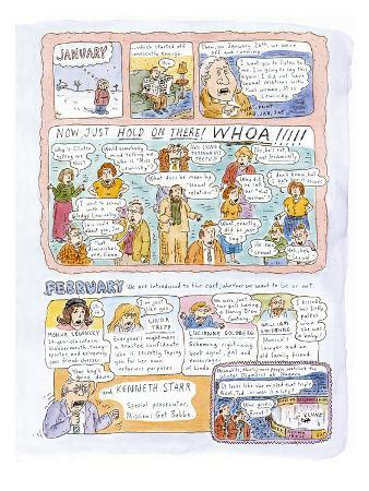 1998: A LOOK BACK - New Yorker Cartoon