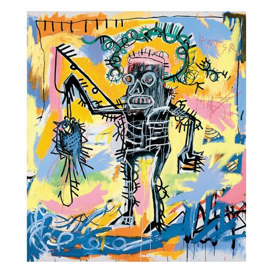 Untitled 1981 Giclee Print By Jean Michel Basquiat At