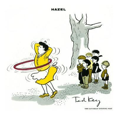 Hazel Cartoon