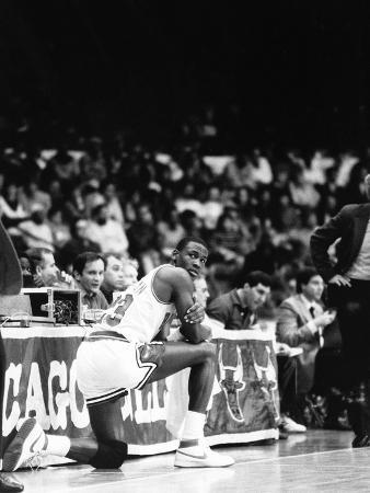 Michael Jordan - 1986