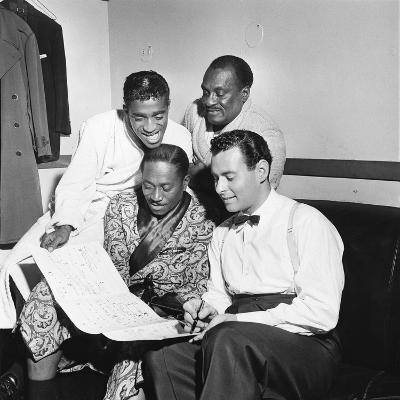 Sammy Davis Jr. - 1954