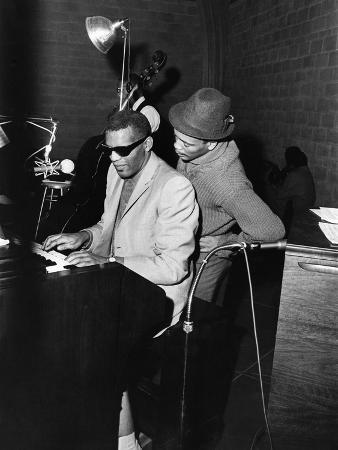 Ray Charles, Quincy Jones - 1961