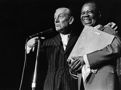 Louis Armstrong Birthday Celebration -1970