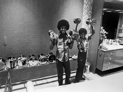 Michael Jackson, JPC - 1972