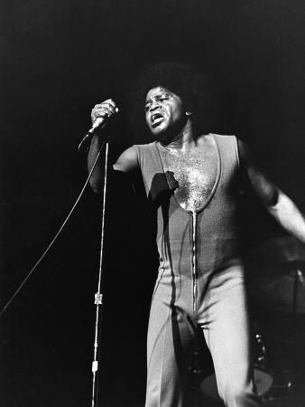 James Brown. - 1972