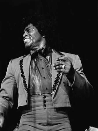 James Brown. - 1985