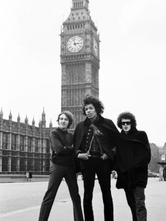 Jimi Hendrix -1968