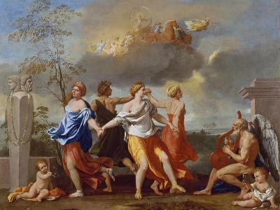 Il Ballo Della Vita Humana (A Dance to the Music of Time), 1638-1640 for Clemens Ix