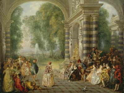 The Pleasures of the Ball, 1715/16