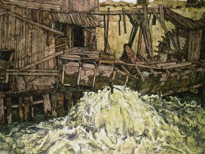 Die Muehle, 1916