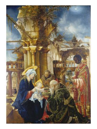Adoration of the Magi, 1530/35
