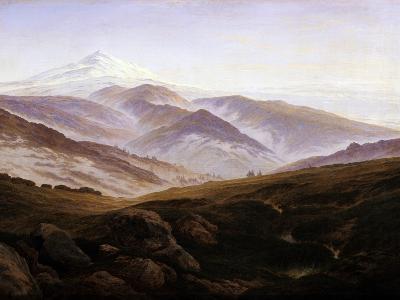 Erinnerungen an Das Riesengebirge, 1835