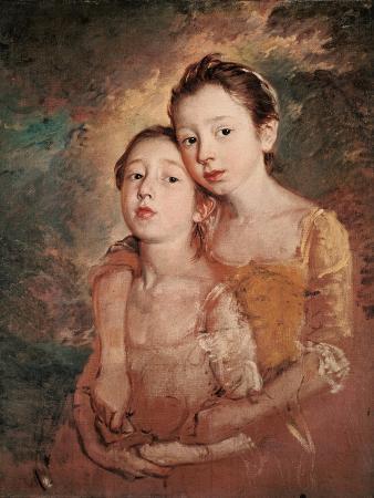 Margareth and Mary Gainsborough