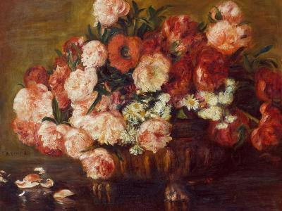 Still-Life with Peonies, 1872