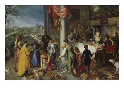 Winter, 1616