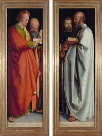 Four Apostles, 1526
