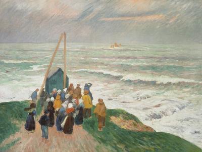 Waiting for the Fishermen (Bretagne), 1894